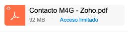 acceso archivos grandes